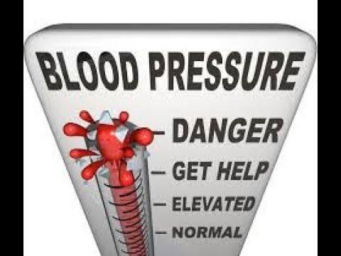 Înălțimea deasupra nivelului mării, în hipertensiunea arterială