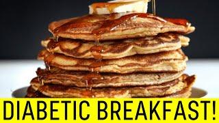 Diabetic Breakfast Ideas. (Doesn't Spike Blood Sugar)