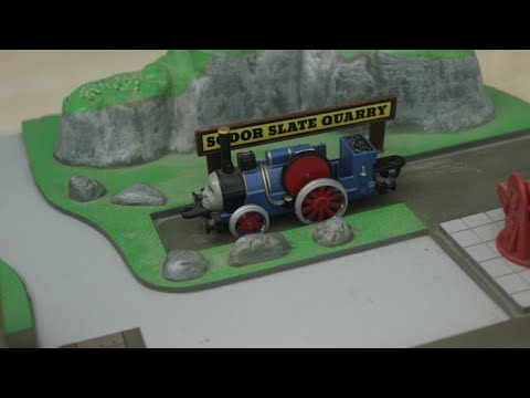 HD My Thomas the Tank Engine ERTL Collection.
