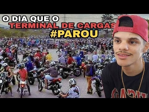 HUGO MILGRAU NO TERMINAL DE CARGAS