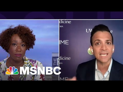Dr. Vin Gupta: Blood Clots From J&J Vaccine 'Exceptionally Rare' | The ReidOut | MSNBC