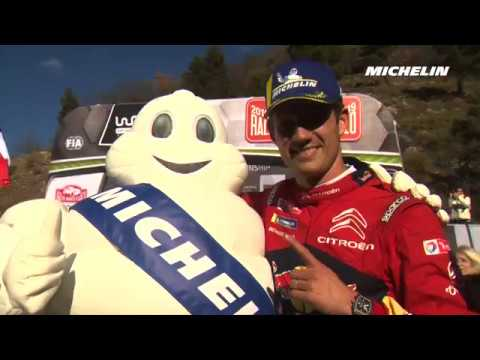 Highlights -  2019 WRC Rallye Monte-Carlo - Michelin Motorsport