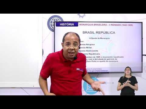 Aula 11 | O Brasil no II Reinado - Parte 02 de 03 - História