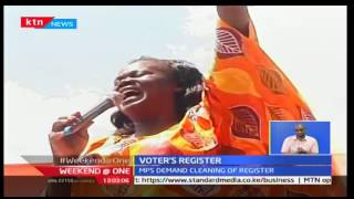 ODM leaders tell IEBC to clean up the voters' register