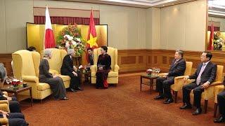 Truyền thông Nhật Bản đồng loạt đưa tin về Nhà vua và Hoàng hậu thăm Việt Nam