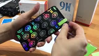Nano Glass Redmi Note 7 - Soft Tempered flexible xiaomi redmi note 7 Original BESTSUiT screen protec