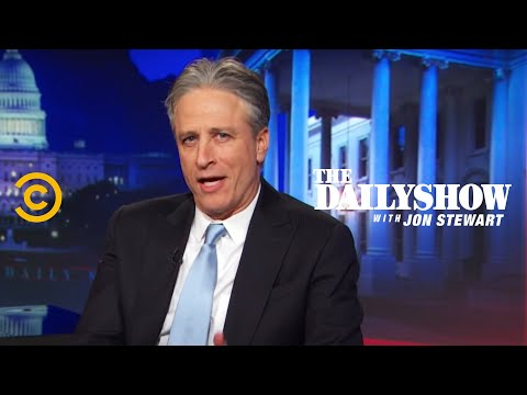 The Daily Show - Jon's Big Announcement