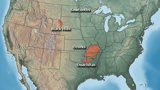 WHY The Ozark Plateau is THE CONUS Refugium