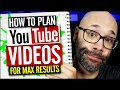 How To Plan YouTube Videos For Audience Retention