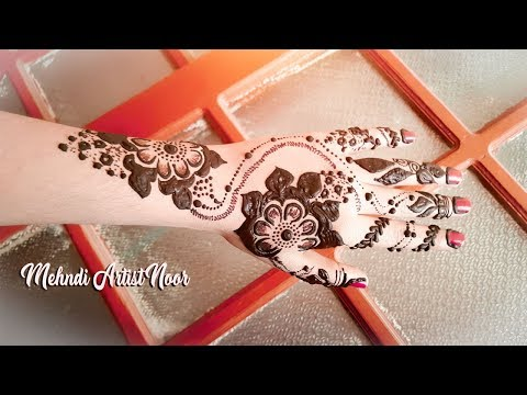 Download Stylish Gulf Henna Mehndi Design Mehndi Designs For