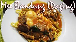 Mee Bandung Daging