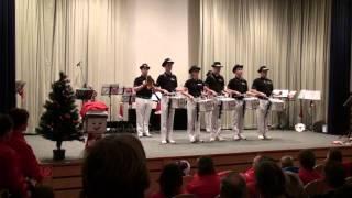 preview picture of video 'SchwarzWeiss zum Jahresabschlusskonzert 4.12.2011'