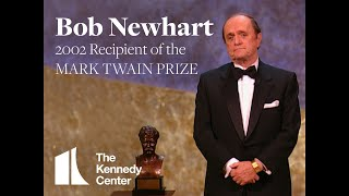 Bob Newhart Acceptance Speech | 2002 Mark Twain Prize