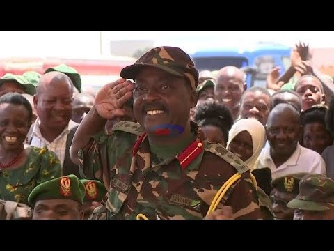Rais alivyompandisha cheo Kanali Charles Mbuge kuwa Brigedia Jenerali