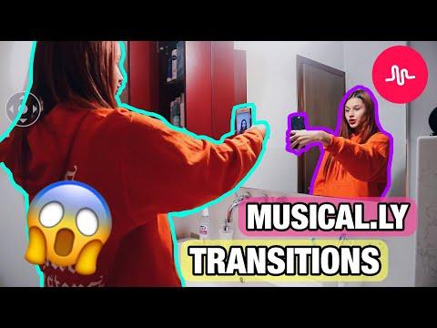 COME FARE LE TRANSITION SU MUSICAL.Y+SPIN TRANSITION