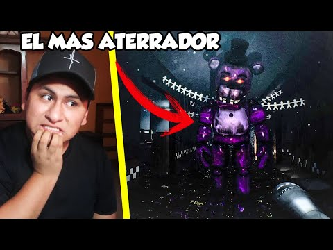 EL five nights at freddy's MAS REALISTA|LasCosasDeMikel