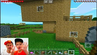 Minecraft МАКС НЕ НУБ!!!