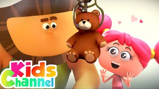 Leo : Photobooth | AstroLOLogy Cartoons for Kids  | Funny Videos by Kids Channel