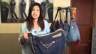 Denim Handbag Ideas