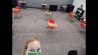 Socially Distanced Desk Arrangements: Covid Classroom Chat With Borg, Appendix