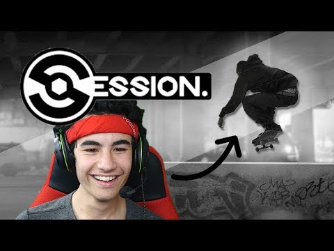 Session // A New Type of Skate Game?