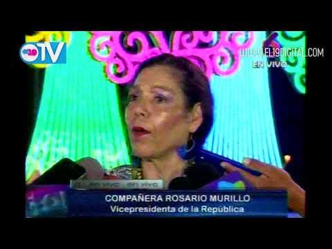 Rosario: Este acto fortalece nuestro compromiso de seguir construyendo la Paz, la Unidad y la Prosperidad