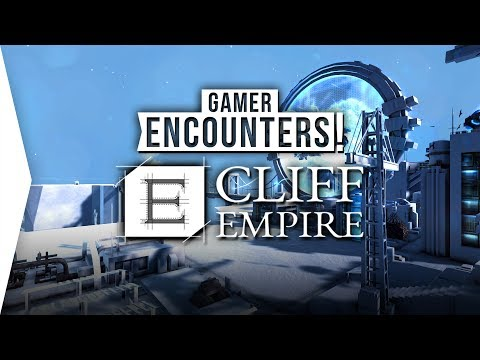 Cliff Empire ► Upcoming Sci-fi City-builder & New City-building Gameplay! – [Gamer Encounters]