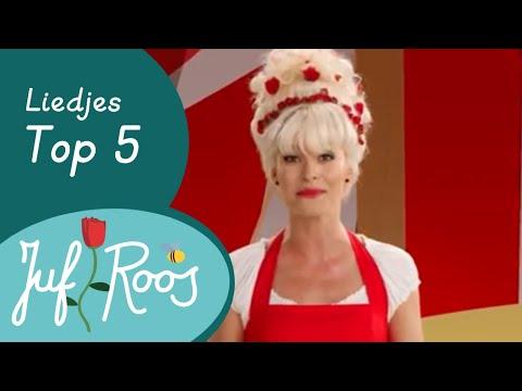Zing mee met Juf Roos • Top 5 • Liedjes