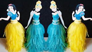 Cinderella Y Blanca Nieves