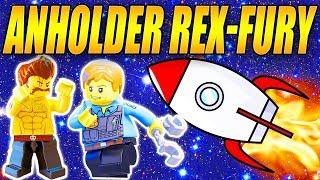 ANHOLDER REX FURY - AFSLUTNINGEN - LEGO CITY UNDERCOVER - [#18]