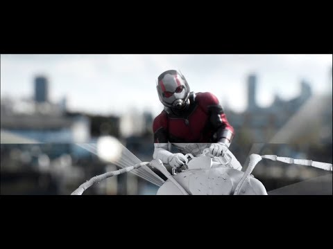 Ant-Man and the Wasp | VFX Breakdown.