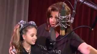 Abby and Mackenzie Go to a Recording Studio - Dance Moms