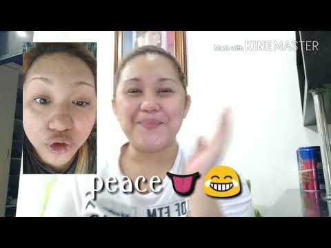 Mansanilya sabaw facial freckles