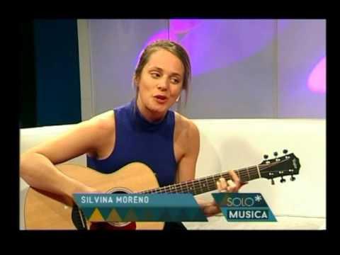 Silvina Moreno video Real - Estudio CM 2016