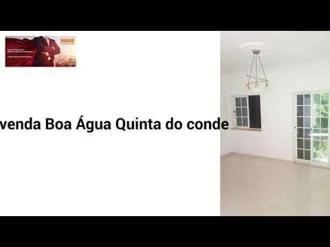 Moradia T3 em Boa Água Quinta do Conde