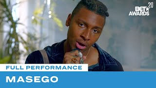 "MASEGO Sings To The Queens In ""Queen Tings"" Performance 