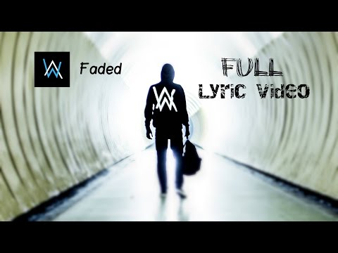 Faded – Alan Walker