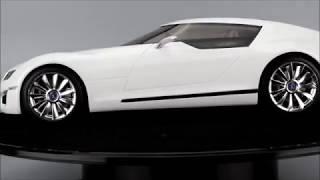 DNA Collectibles Saab Aero-X Concept