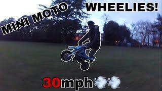 I BOUGHT A MINI MOTO!!!