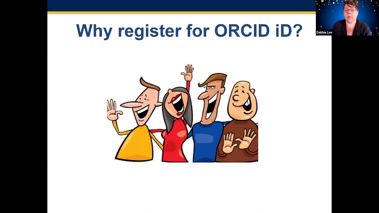 Play ORCID Tutorial