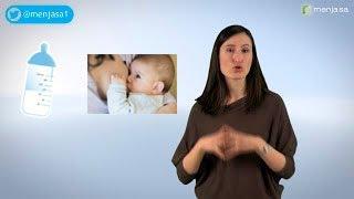 Lactancia materna o lactancia artificial - alimentación infantil