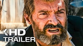 LOGAN Trailer 2 German Deutsch 2017