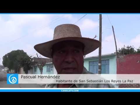 Inundaciones y malas condiciones de la avenida Héroes del pueblo de San Sebastian en La Paz