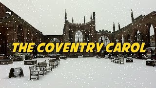 The Coventry Carol | Free Christmas Carols and Songs (karaoke)