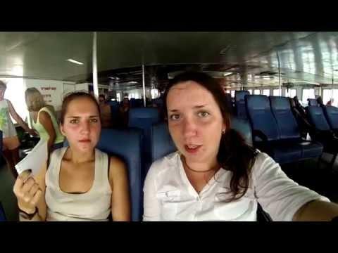 BORDER-RUN | Поездка на границу с Малайзией. часть 1. Начало пути.