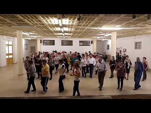 Baile en Línea 2018 - Mi Huelva tiene una ría (Requiebros)