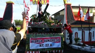 preview picture of video 'karnavale wong SUKOREJO, SRAGEN'