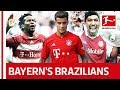 Philippe Coutinho, Rafinha, Dante & Co. - The History of Bayern's Brazilians