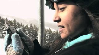 1 Take: Cindy Santini igloves at Breckenridge...
