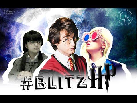 Blitz Harry Potter - Rio de Janeiro (#BlitzHP)